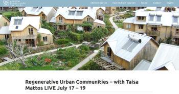 再生可能な都市のコミュニティ:ケーススタディとして