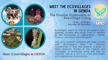 Meet the Ecovillages in GENOA